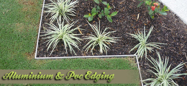 Aluminium & PVC Edging - Nudgee Road Landscape Supplies