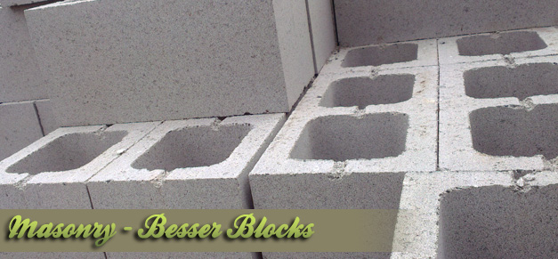 Masonry Besser Blocks Nudgee Road Landscape Supplies