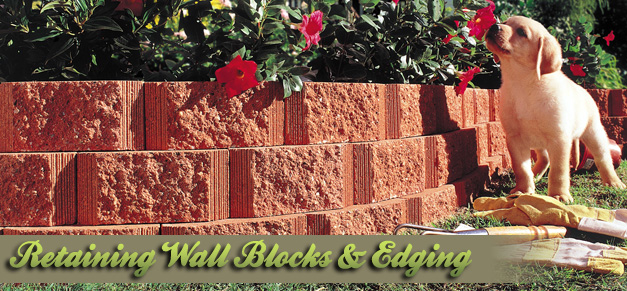 Retaining Wall Blocks Amp Edging Nudgee Road Landscape